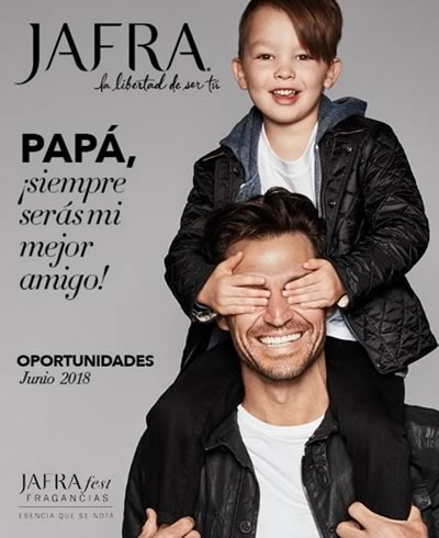 catalogo jafra junio 2018