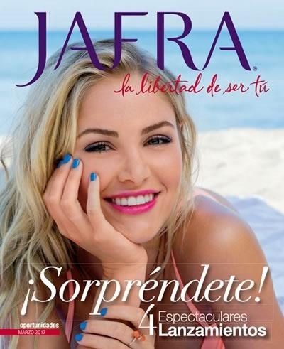 catalogo jafra marzo 2017