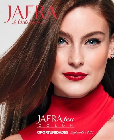 catalogo jafra oportunidades septiembre 2017