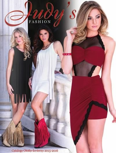 catalogo judys fashion otono invierno 2015 2016