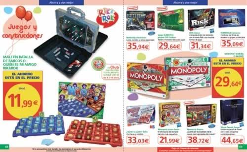 catalogo juguetes alcampo navidad 2013 2