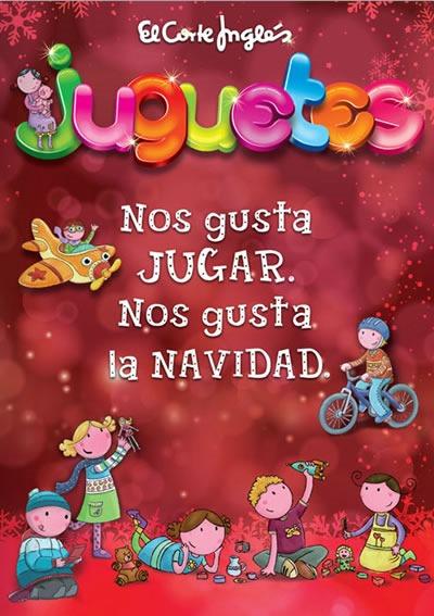 catalogo juguetes el corte ingles 2013 espana