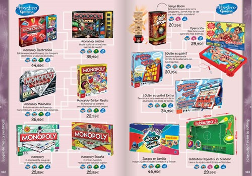 catalogo juguetes el corte ingles 2013 espana 12