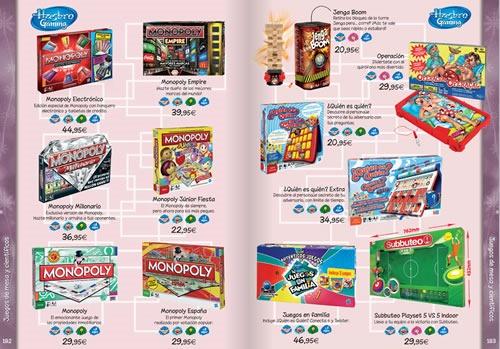 Catalogo De Juguetes El Corte Ingles Navidad 2013 Espana
