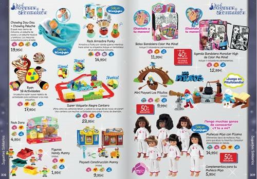 catalogo juguetes el corte ingles 2013 espana 3