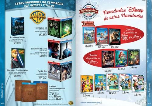 catalogo juguetes el corte ingles 2013 espana 4