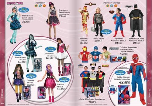 catalogo juguetes el corte ingles 2013 espana 5