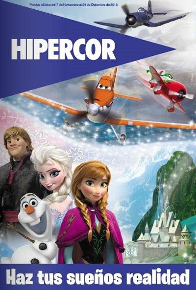 catalogo juguetes hipercor navidad 2013