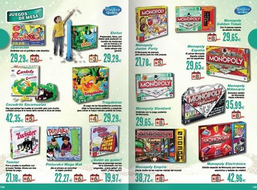 catalogo juguetes hipercor navidad 2013 2
