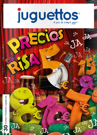 catalogo juguetes juguetto octubre noviembre 2013 espana