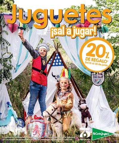 catalogo juguetes julio 2016 el corte ingles