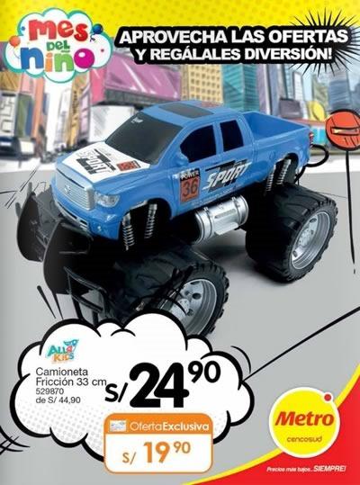 catalogo juguetes metro agosto 2016