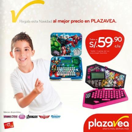 catalogo juguetes plaza vea diciembre 2013 peru