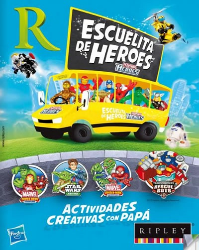 catalogo juguetes ripley abril 2014