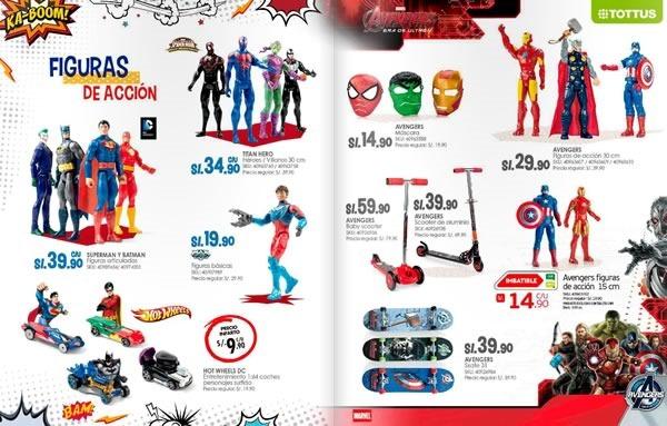 catalogo juguetes tottus agosto 2015 - 01