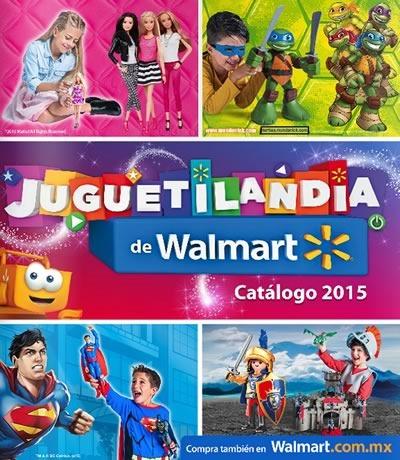 catalogo juguetilandia de walmart navidad 2015