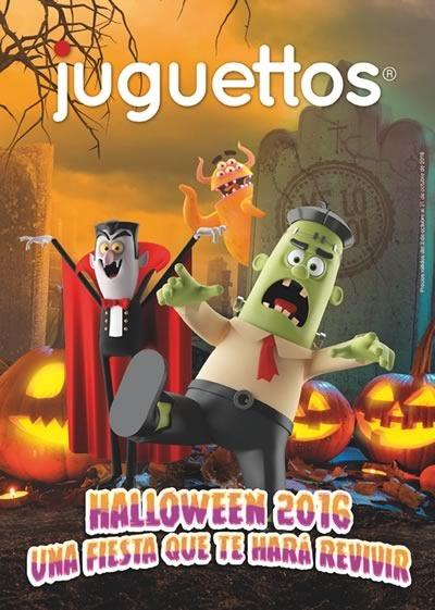 catalogo juguettos halloween 2016