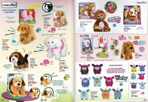 catalogo juguettos navidad 2013 espana 5