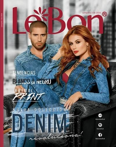 catalogo lebon campana 3 de 2016