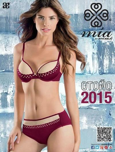 e1fd492f Catálogo de Lencería Mía de Andrea Otoño 2015 - México y EE.UU.