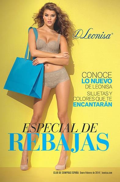 catalogo leonisa espana enero febrero 2014