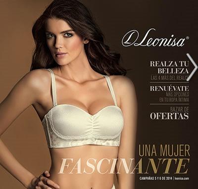 catalogo leonisa mexico campana 5 y 6 de 2014