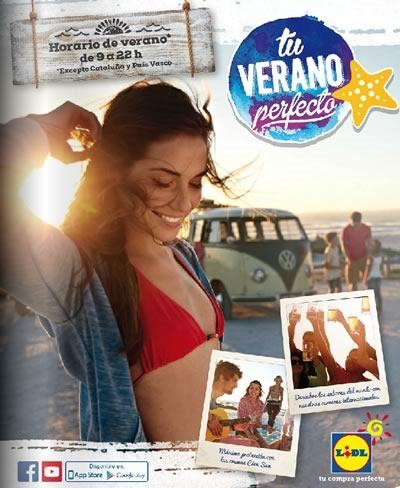 catalogo lidl ofertas verano 2014 agosto