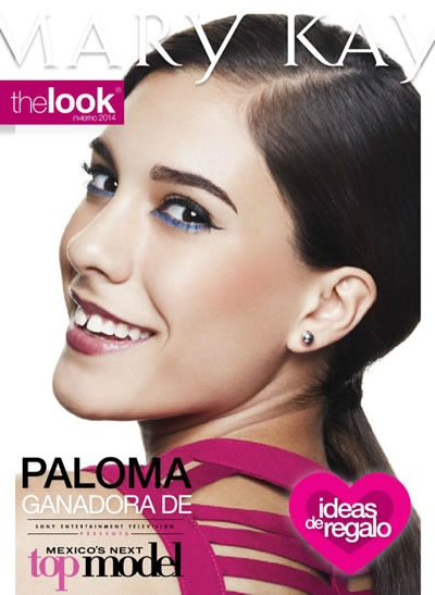 catalogo mary kay 2014 invierno the look
