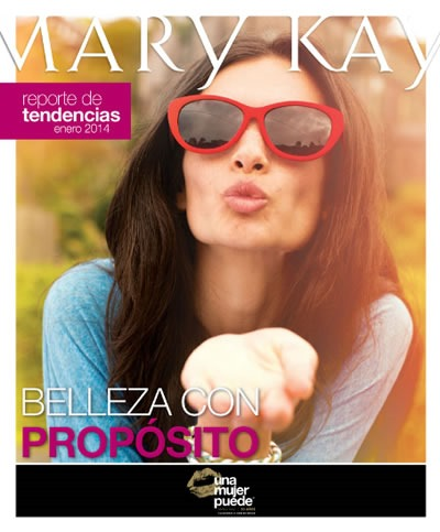 catalogo mary kay reporte de tendencias 2014 mexico