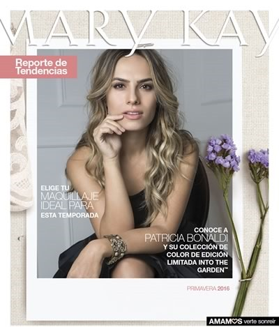 catalogo mary kay reporte de tendencias primavera 2016 mexico