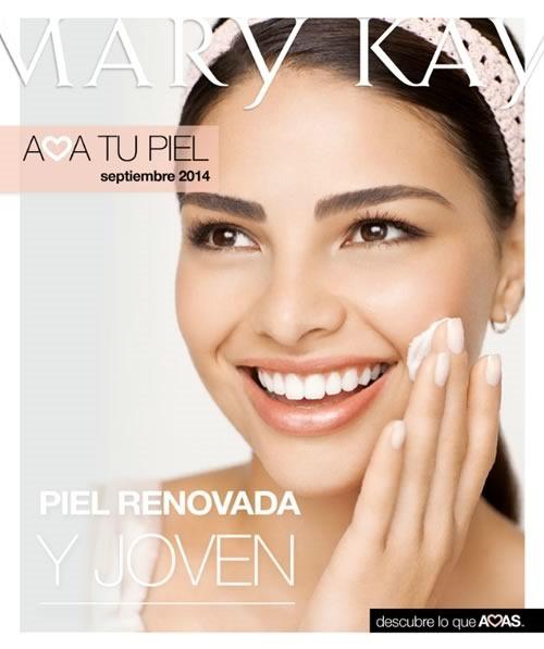 catalogo mary kay septiembre 2014