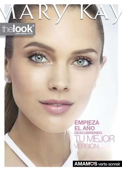 catalogo mary kay the look febrero 2016