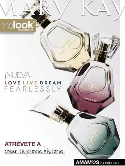 catalogo mary kay the look marzo abril 2016