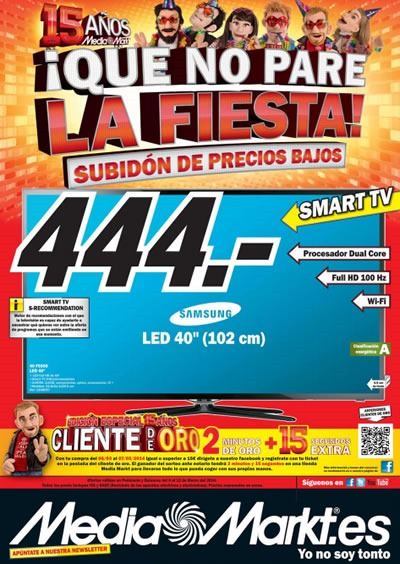 catalogo media markt 2014 vigente hasta 12 marzo