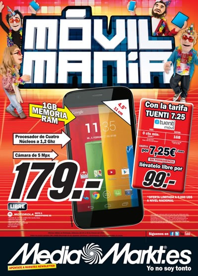 catalogo media markt movil mania 2014