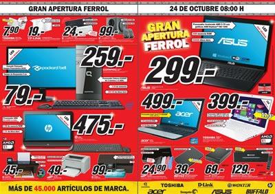 catalogo media markt octubre 2013 apertura ferrol espana 4