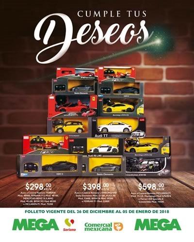 catalogo mega enero 2018 rosca de reyes