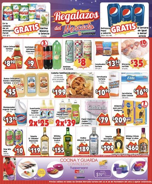 catalogo mercado soriana 22 28 noviembre 2013 1