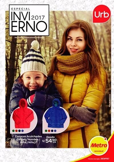 catalogo metro especial invierno 2017