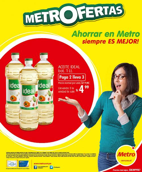catalogo metrofertas enero 2014