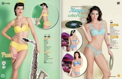 catalogo mia andrea verano 2014 mexico usa - 01