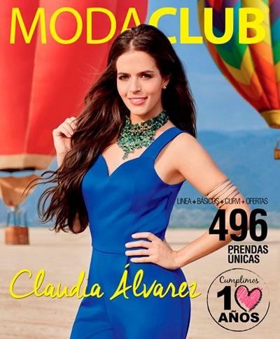 ModaClub: Catálogo de Ropa Primavera-Verano 2016 - México