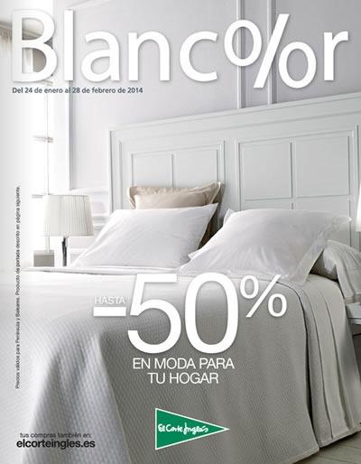 catalogo moda para tu hogar el corte ingles enero febrero 2014
