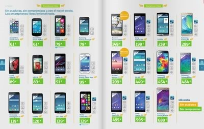 catalogo movistar enero 2015 smartphones tablets espana 01