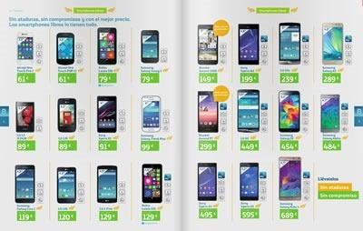 catalogo movistar enero 2015 smartphones tablets espana 01