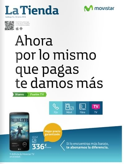 catalogo movistar junio 2014 espana
