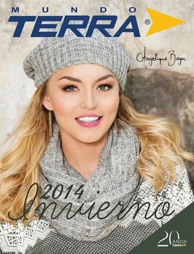 catalogo mundo terra invierno 2014 coleccion ropa dama