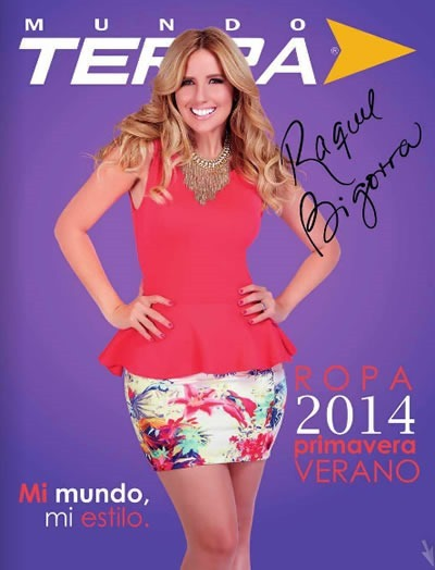 271f6fb0dd721 Catálogo Mundo Terra  Moda para Damas Primavera Verano 2014