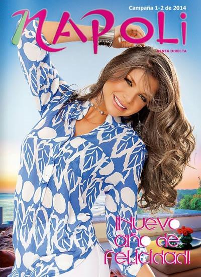 catalogo napoli campana 1 2 de 2014 colombia