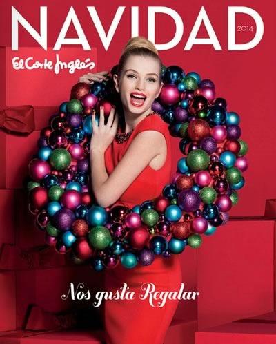 catalogo navidad 2014 el corte ingles espana